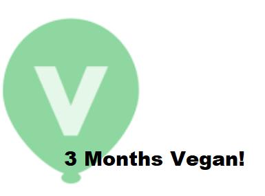 3 mo vegan