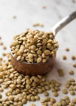 Green-lentils